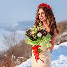 Wedding photographer Kseniya Abramova (kseniyaABR). Photo of 01.03.2018