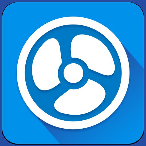 降溫大師—專業手機降溫軟體 工具 App LOGO-APP試玩