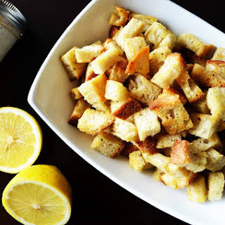 Croutons.