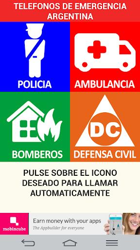 Emergencias Argentina
