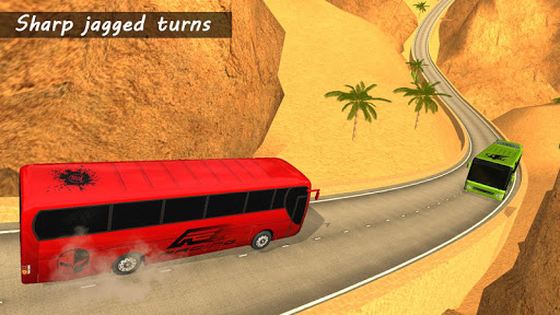 Bus Racing - Hill Climb 2.1 gameplay | by HackJr.Pw 3
