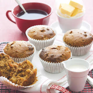 Apricot and Maple Muffins.