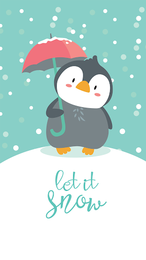 Screenshot for Penguin stickers for WhatsApp . WAStickerApps in Hong Kong Play Store