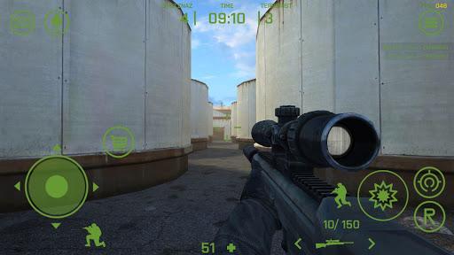 CRITICAL POINT - multiplayer 3D shooter  screenshots 2