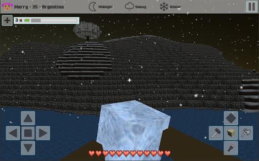 Cubes Craft Winter 1.1 screenshots 10