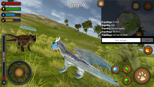 Dragon Multiplayer 3D  {cheat|hack|gameplay|apk mod|resources generator} 4