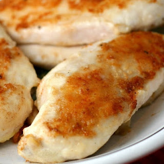 Cook's Illustrated Pan-Seared Chicken Breast Technique.