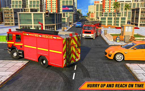 American FireFighter Truck : City Emergency Rescue 1.1 de.gamequotes.net 2