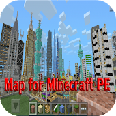 Map for Minecraft PE
