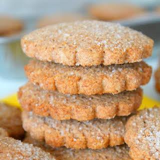Cinnamon Sugar Cookies.