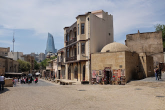 Photo: Baku Azerbaijan