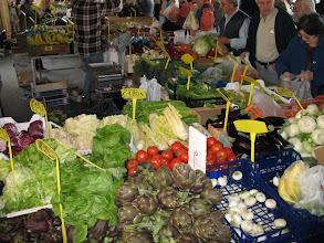 Photo: Iedere woensdagochtend markt