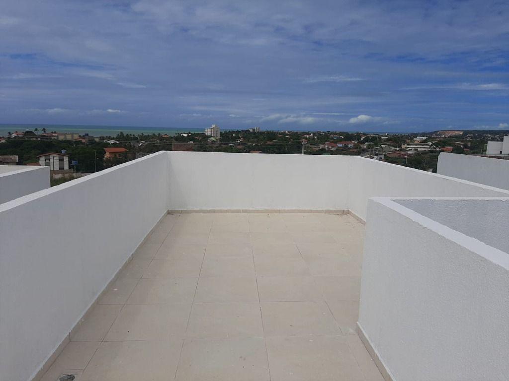 Casa 3 qts, piscina e solarium em Carapibus!