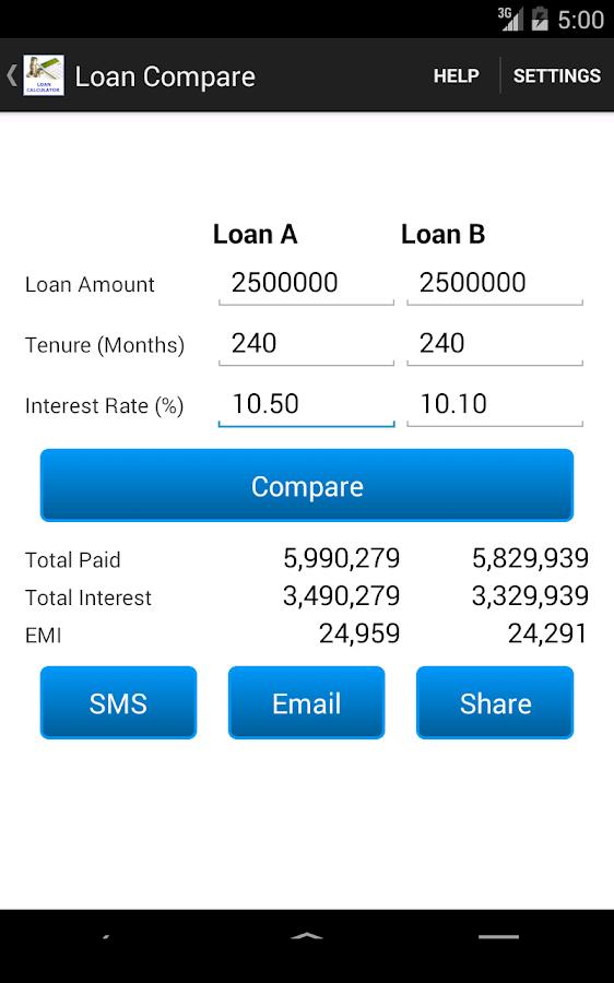 Car loan calculator interest and principal 16