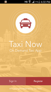 Taxi Anytime - book taxis,cabs- screenshot thumbnail