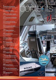 AIR International Magazine- screenshot thumbnail