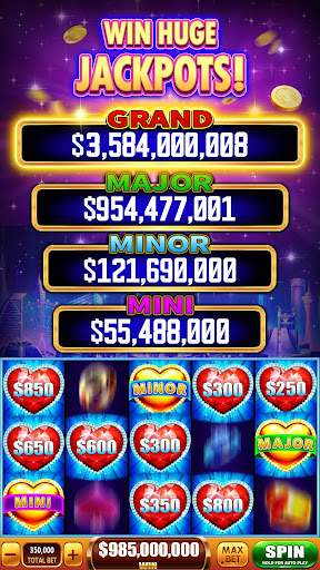 Free Slots: Hot Vegas Slot Machines 1.04 screenshots 2