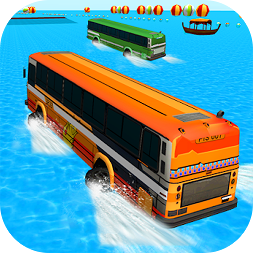 Floating Coach Bus : Public Transport Android APK Download Free By Fast Mobile Games