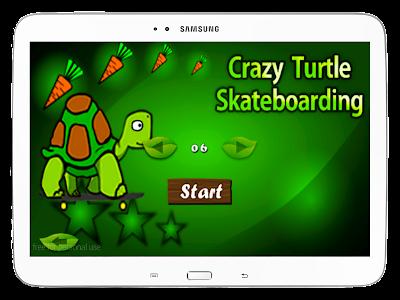 Crazy Turtle Skateboarding screenshot 10