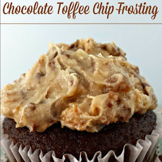 Toffee Flavored Icing Recipes