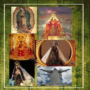 Virgen Guadalupe en el mundo