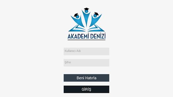 Akademi Denizi Öğretmen Çözüm Uygulaması - náhled
