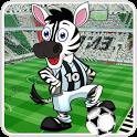Bianconeri Soccer Freekick icon