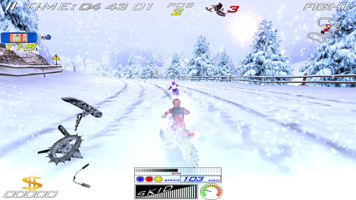 XTrem SnowBike 6.7 screenshots 6