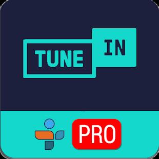ProTrick TuneIn Radio [ MUSIC/STREAM NFL/SPORT ] - náhled
