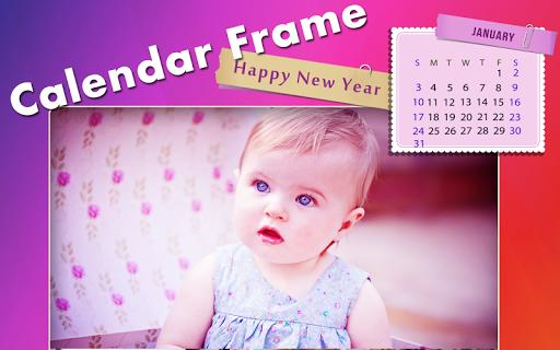 Calendar Frame 2016