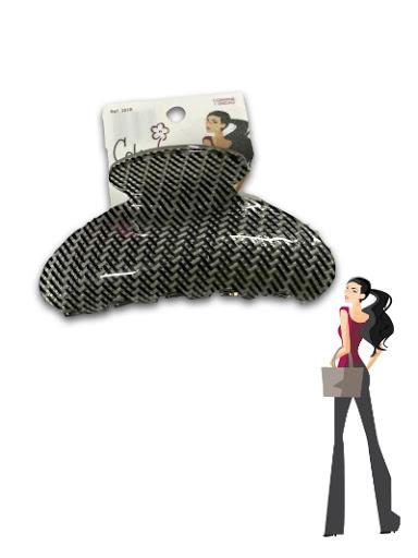 accesorio cokets gancheta blanco/negro