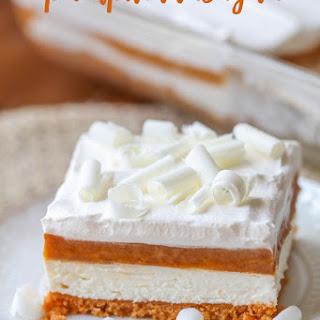 Pumpkin Lasagna.