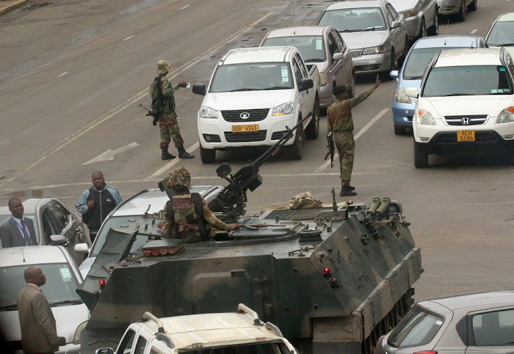 Leaked memo: Zimbabwe's soldiers need protection from angry public