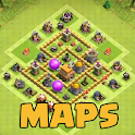 Clasher Pro - Base Layout for CoC icon