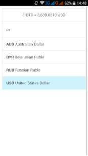 Free Bitcoin Rates: All Currencies - náhled