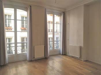 Appartement 2 pièces 46,39 m2