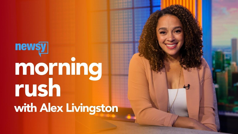 Morning Rush With Alex Livingston
