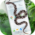Snake On Screen Hissing Joke download
