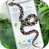Serpent Sur l'Ecran Blague APK