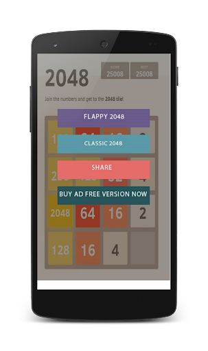 2048 and Flappy 2048