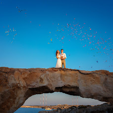 Wedding photographer Lyubov Gudman (photoincyprus). Photo of 03.08.2015