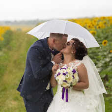 Wedding photographer Natalya Vovk (tanata131). Photo of 30.07.2018