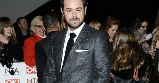 Danny Dyer warns daughter to behave on Survival of the Fittest