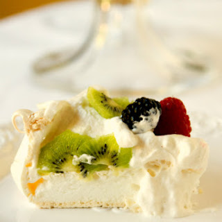 Traditional Pavlova Recipe