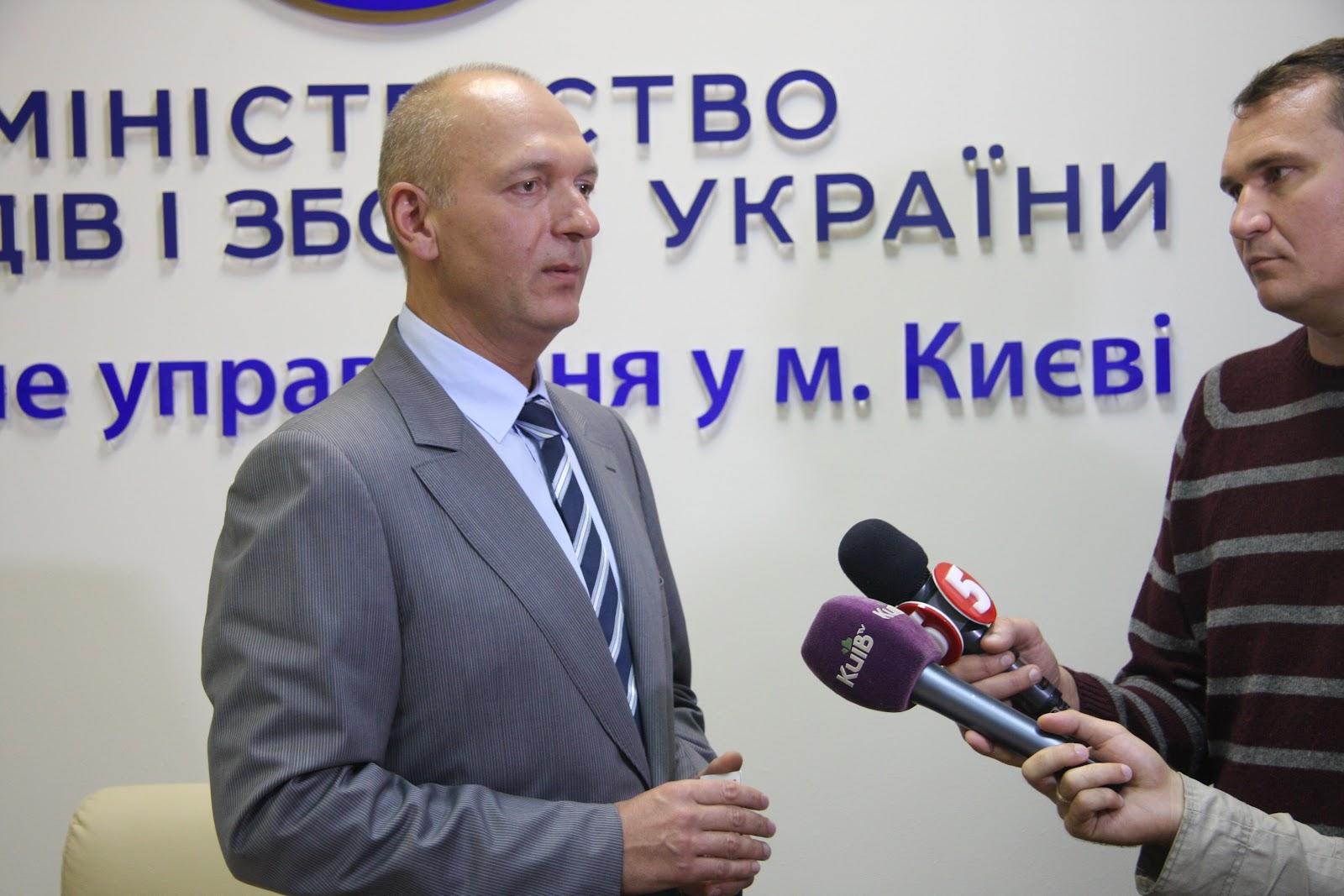 Ігор Бондаренко за Януковича керував кількома районними податковими у Києві