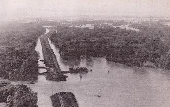 Photo: gátszakadás, Csicsó-Kulcsod, 1965