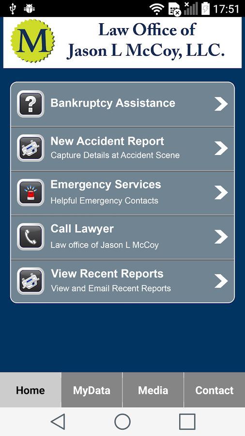 Connecticut Lawyer- screenshot