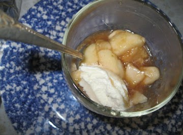 Apple Tapioca (mom's Secret Recipe)
