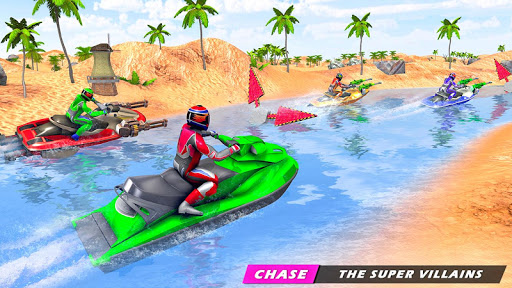 Jet Ski Racing Games: Jetski Shooting - Boat Games 1.0.16 screenshots 11