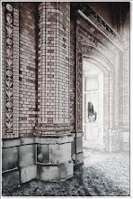 Photo: Pforte zum Bahnsteig